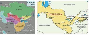 Central Asia and Uzbekistan 1
