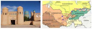 Central Asia and Uzbekistan 2