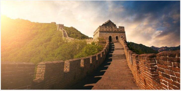 China - ancient culture and impressive sights