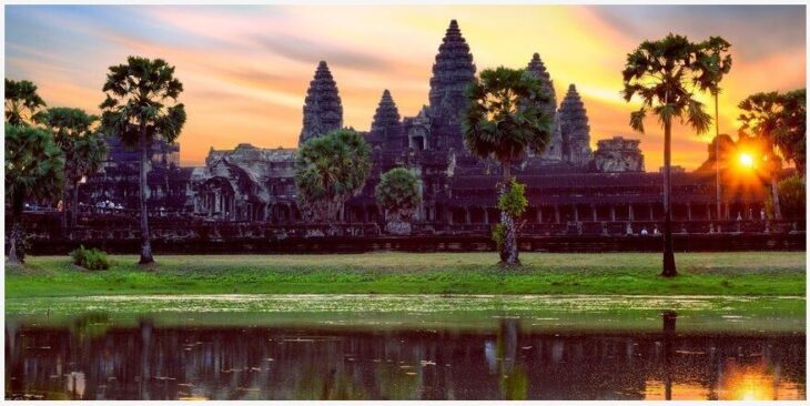 Contact with Cambodia