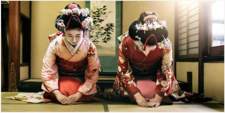 Japan - traditions and modernity