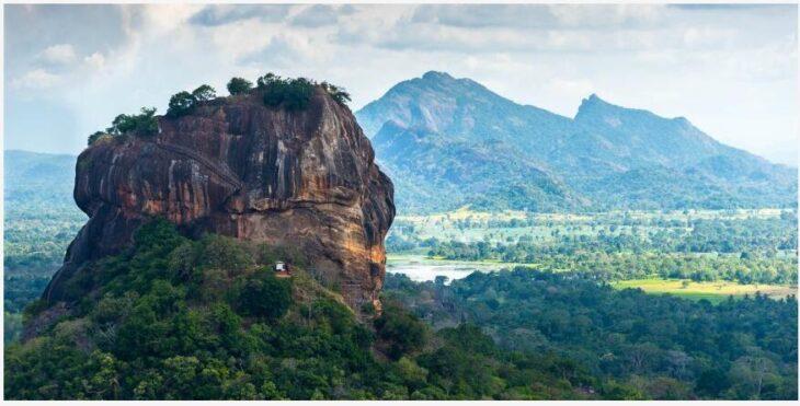 Sri Lanka - small but diverse